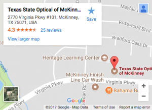Texas State Optical of McKinney